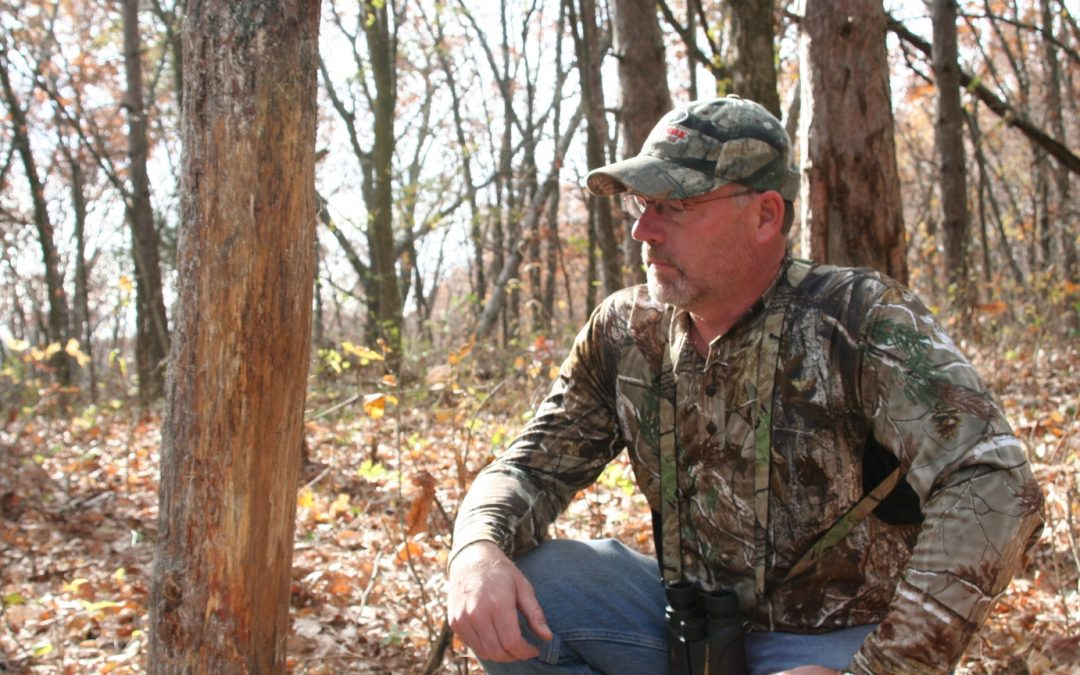 Three Myths About Buck Rubs