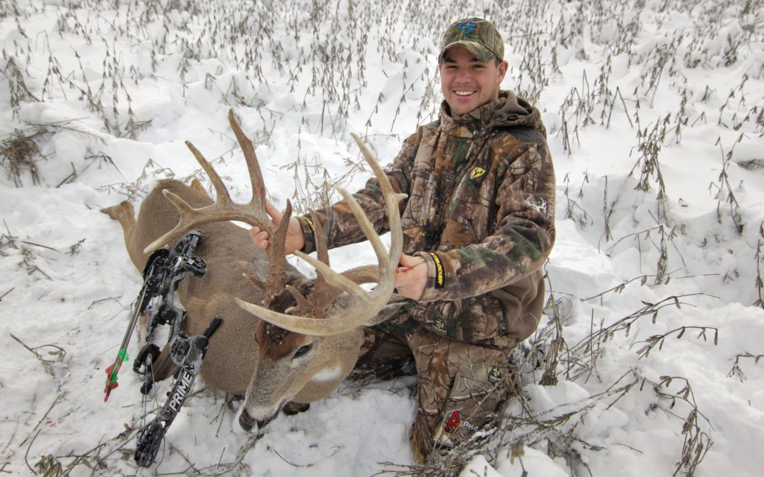 Late Season Bucks: Don't Make Tag Soup Just Yet