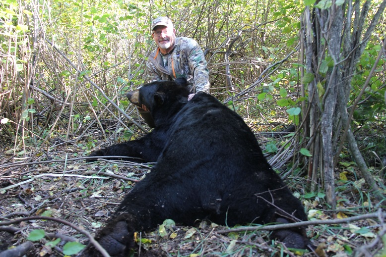 How to Fire Up Your Bear Baits