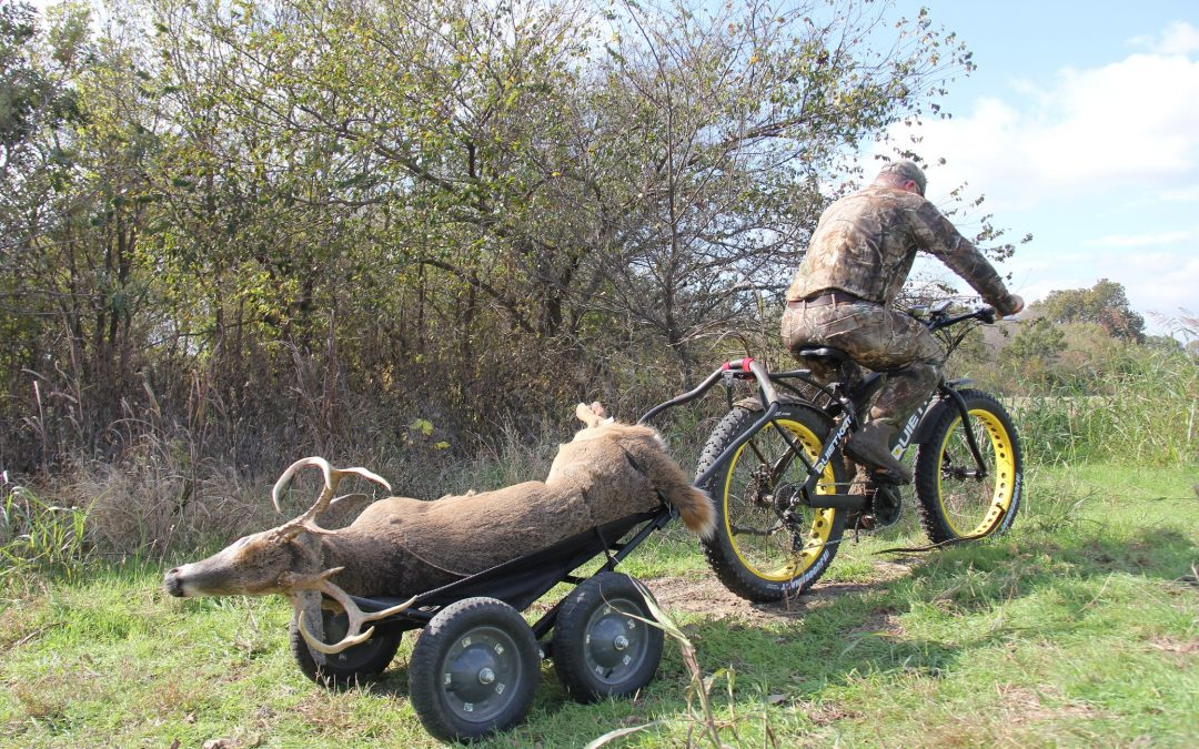 Fat Tire Bikes and Deer Hunting: Is this a thing?