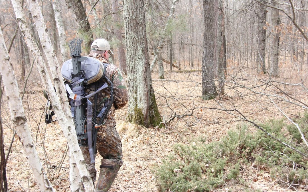 Aggressively Scouting and Hunting Public Land