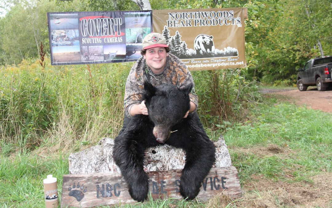Wisconsin DNR to alter bear hunting model