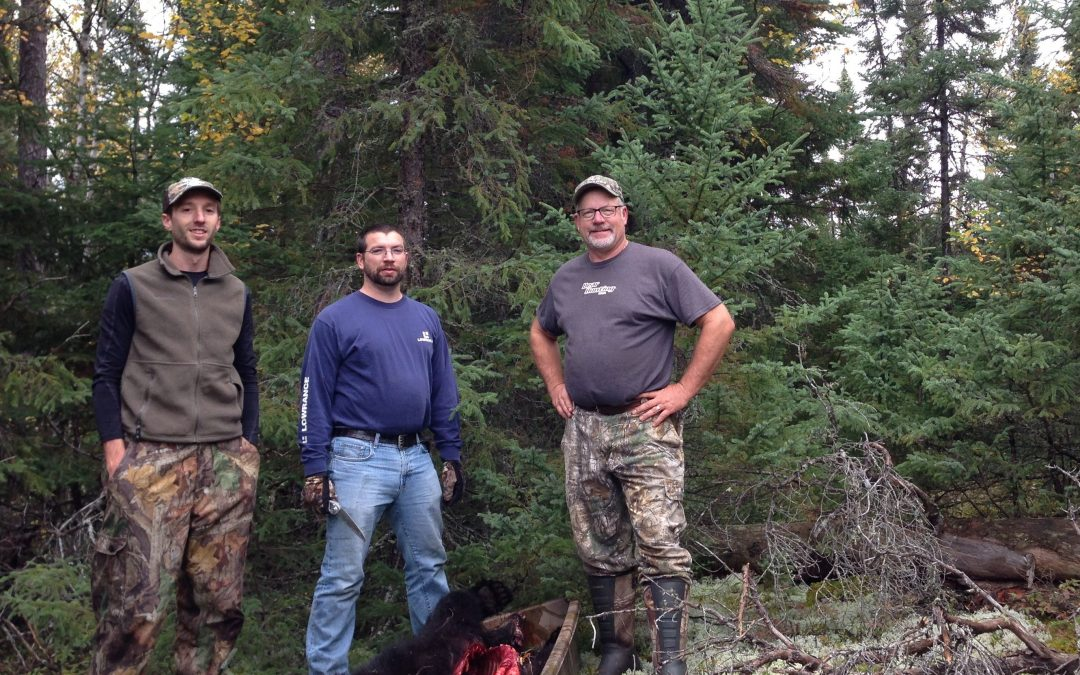 Bear Hunters and their Questionable Judgment
